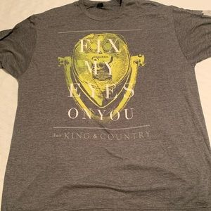 For king and country t shirt